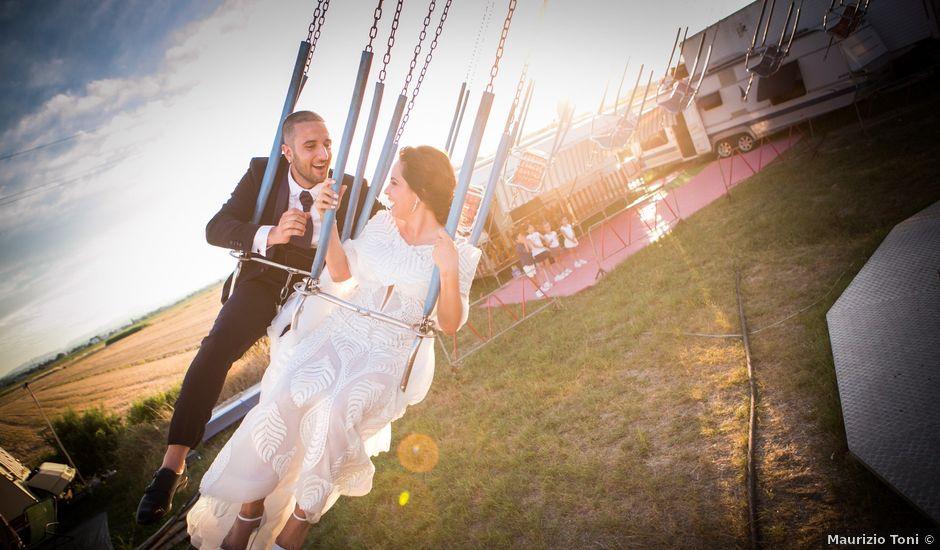 Il matrimonio di Paolo e Martina a Fermo, Fermo