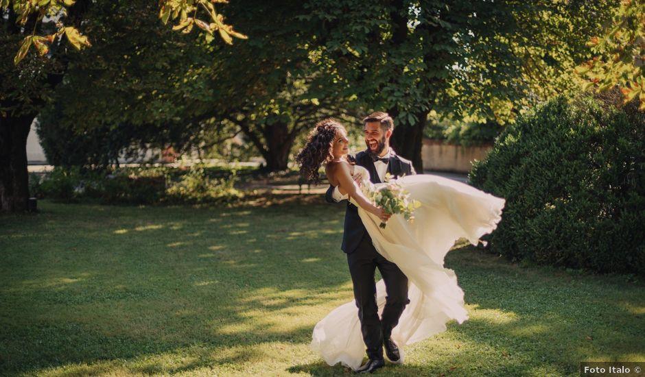 Il matrimonio di Filippo e Samira a Gorgo al Monticano, Treviso