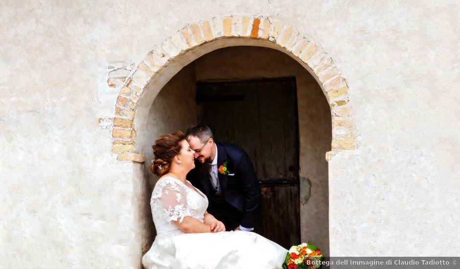 Il matrimonio di Matteo e Jennifer a Chiarano, Treviso