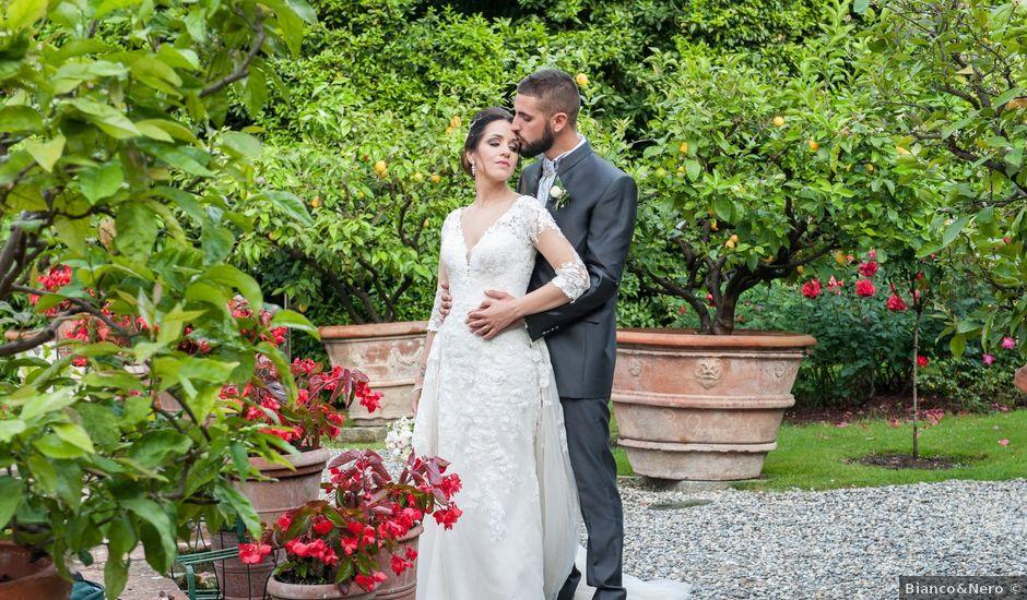 Il matrimonio di Michele e Sara a Lucca, Lucca