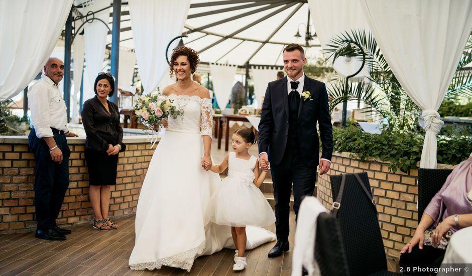 Il matrimonio di Alessandro e Cristina a Manoppello, Pescara