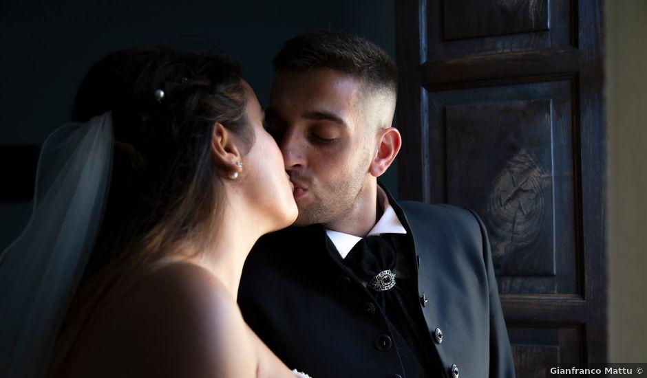 Il matrimonio di Roberto e Caterina a Oniferi, Nuoro