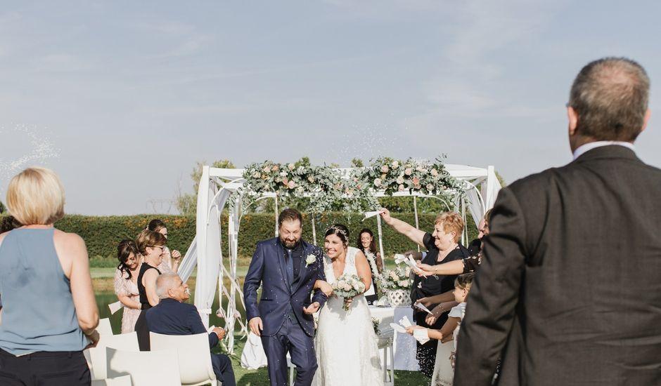 Il matrimonio di Cristian  e Sara a Salvirola, Cremona