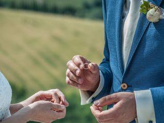 Le nozze di Martine e Ruud 3