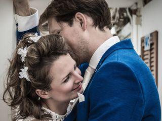 le nozze di Martine e Ruud 1
