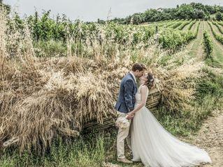 Le nozze di Martine e Ruud