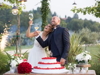Le nozze di Evelin e Riccardo