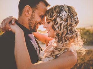 Le nozze di Angela e Omat