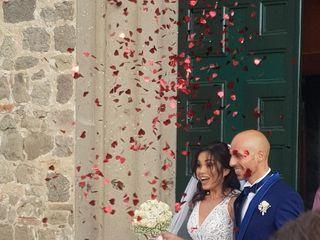 Le nozze di Cristina e Fabrizio  1