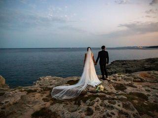 Le nozze di Daniele e Anna Chiara