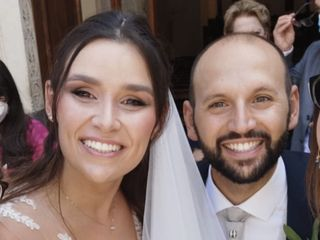 Le nozze di Miriam e Marco 1
