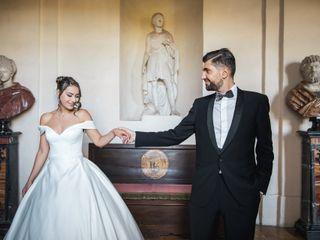 Le nozze di Liliana e Daniele
