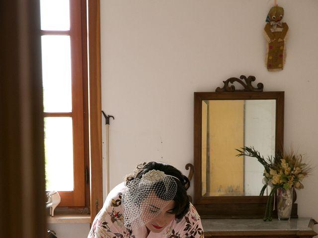 Il matrimonio di David e Sara a Uggiano la Chiesa, Lecce 8