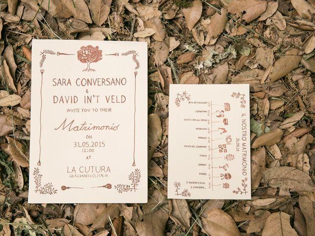 Il matrimonio di David e Sara a Uggiano la Chiesa, Lecce 17