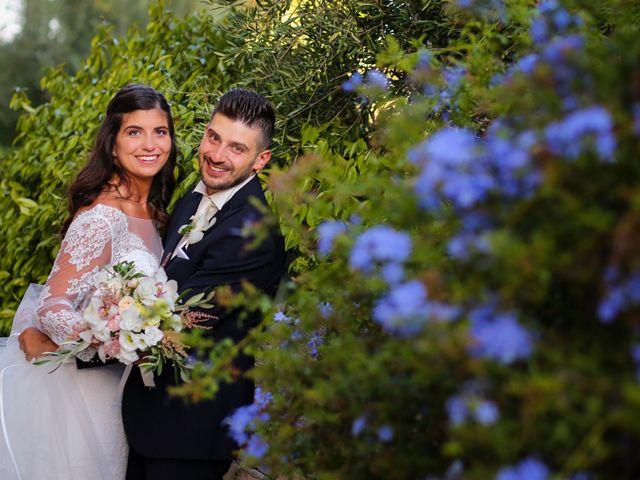 le nozze di Elena e Enrico