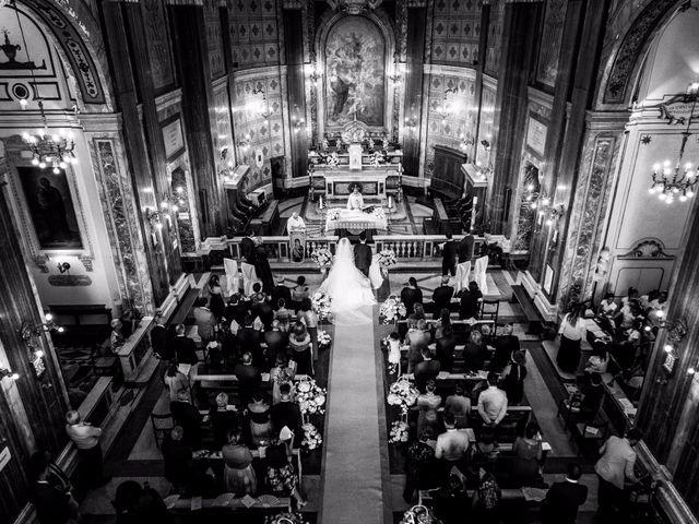 Il matrimonio di Orlando e Laura a Borgo Grappa, Latina 15