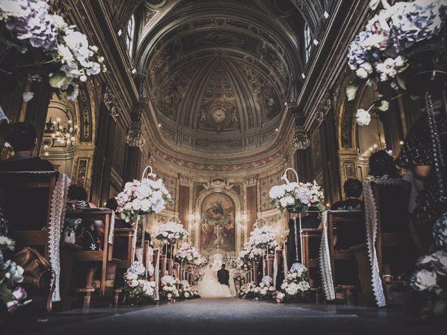 Il matrimonio di Orlando e Laura a Borgo Grappa, Latina 16
