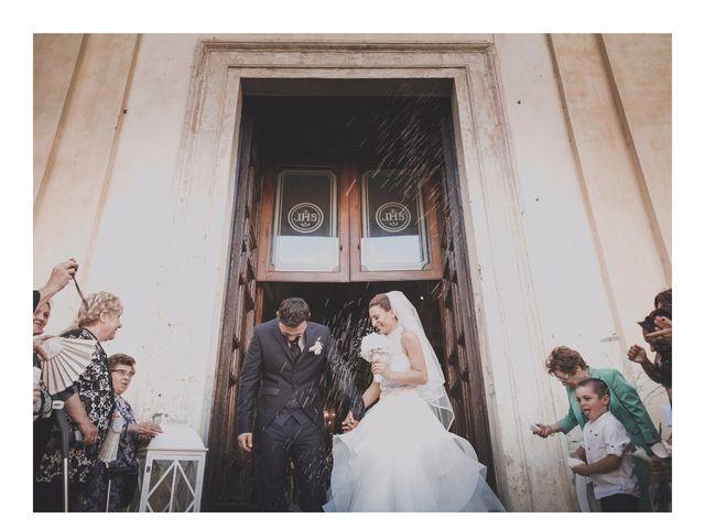 Il matrimonio di Orlando e Laura a Borgo Grappa, Latina 20
