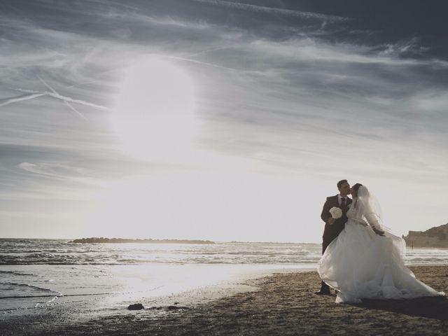 Il matrimonio di Orlando e Laura a Borgo Grappa, Latina 1
