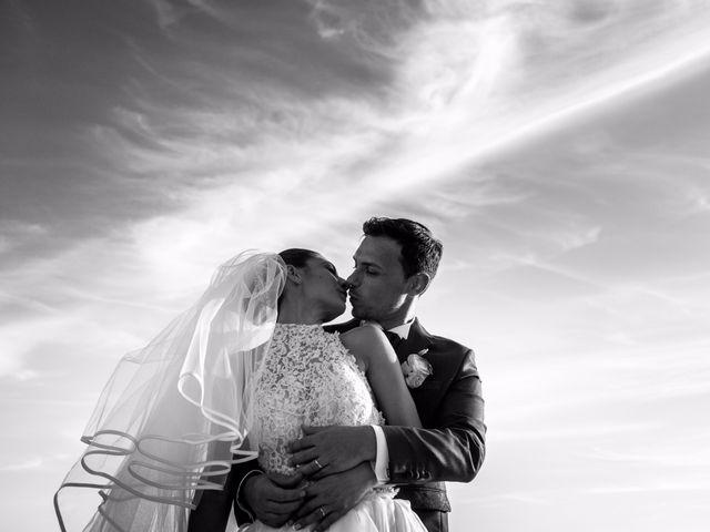 le nozze di Laura e Orlando