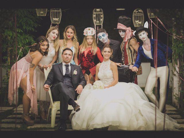 Il matrimonio di Orlando e Laura a Borgo Grappa, Latina 30
