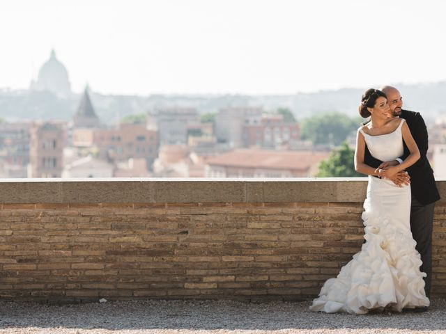 le nozze di Sara e Vladi