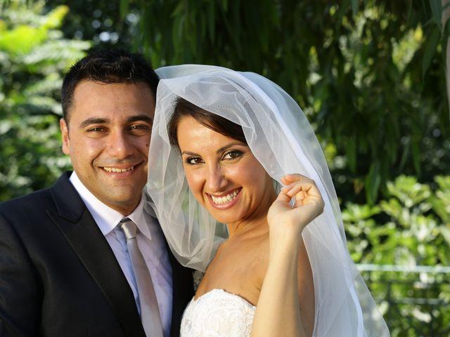 Le nozze di Giuseppe e Marina