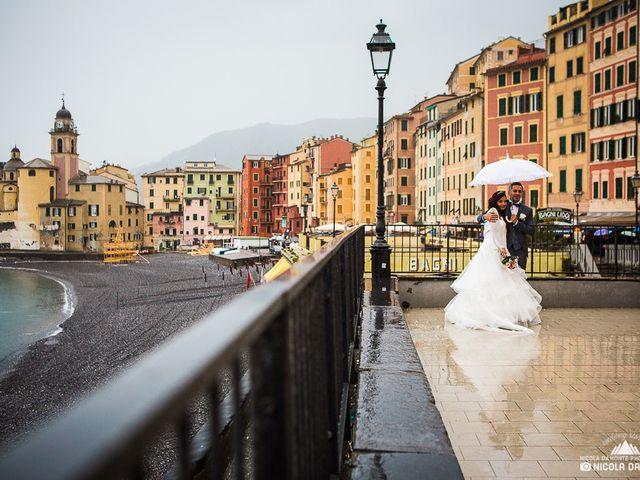 Il matrimonio di Tiziana e Leandro a Zoagli, Genova 1