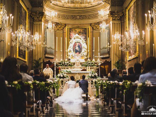 Il matrimonio di Tiziana e Leandro a Zoagli, Genova 5