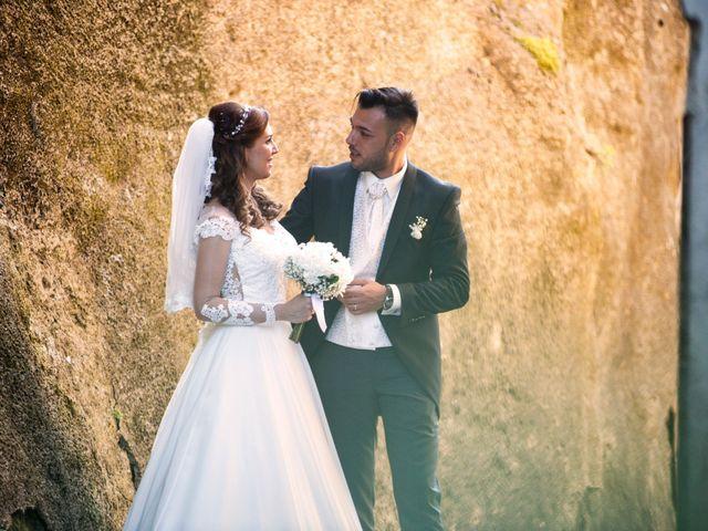 Matrimonio Bassano Romano : Reportage di nozze giulia giovanni casina poggio