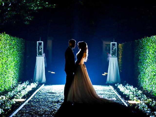 Le nozze di Jessika e Kekko