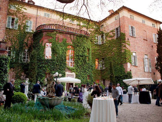 Il matrimonio di Roberto e Moena a Castelnuovo Don Bosco, Asti 9