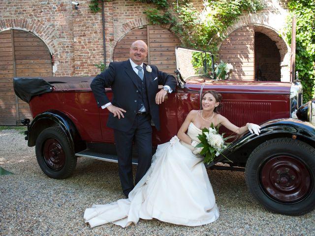 Il matrimonio di Roberto e Moena a Castelnuovo Don Bosco, Asti 12