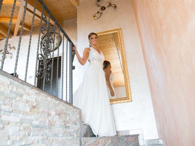 Il matrimonio di Riccardo e Evelin a Scanzorosciate, Bergamo 6