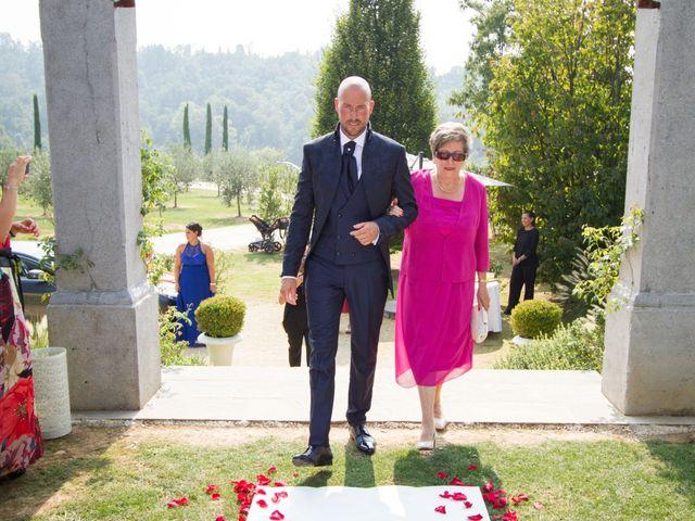 Il matrimonio di Riccardo e Evelin a Scanzorosciate, Bergamo 15