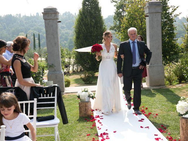 Il matrimonio di Riccardo e Evelin a Scanzorosciate, Bergamo 17