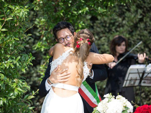 Il matrimonio di Riccardo e Evelin a Scanzorosciate, Bergamo 18