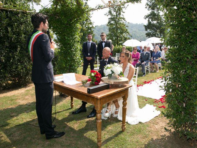 Il matrimonio di Riccardo e Evelin a Scanzorosciate, Bergamo 19