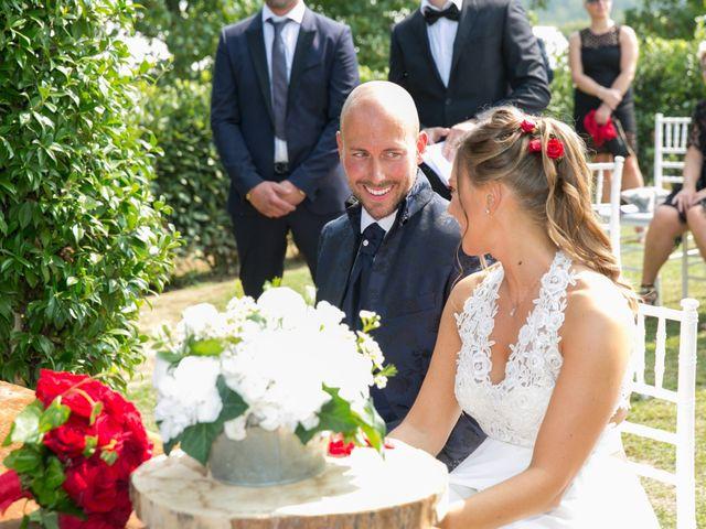 Il matrimonio di Riccardo e Evelin a Scanzorosciate, Bergamo 20