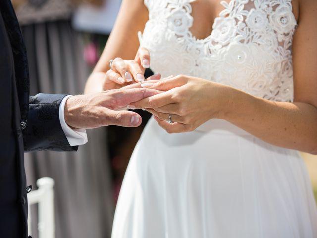 Il matrimonio di Riccardo e Evelin a Scanzorosciate, Bergamo 23
