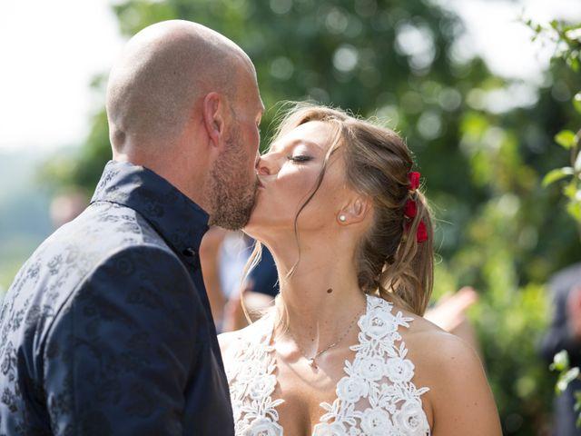 Il matrimonio di Riccardo e Evelin a Scanzorosciate, Bergamo 24