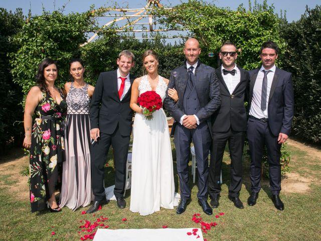 Il matrimonio di Riccardo e Evelin a Scanzorosciate, Bergamo 25