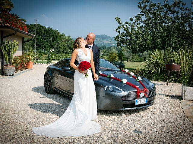 Il matrimonio di Riccardo e Evelin a Scanzorosciate, Bergamo 27