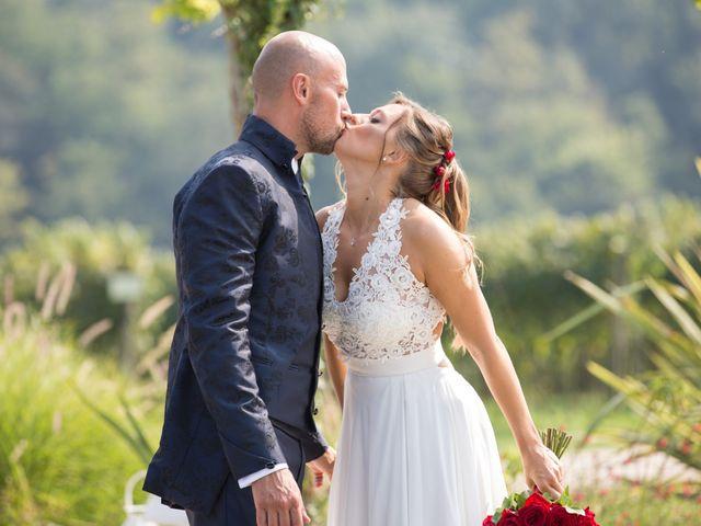 Il matrimonio di Riccardo e Evelin a Scanzorosciate, Bergamo 29
