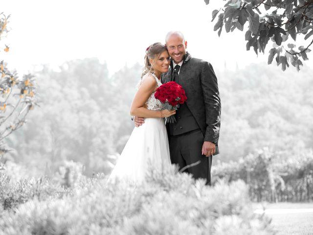 Il matrimonio di Riccardo e Evelin a Scanzorosciate, Bergamo 30