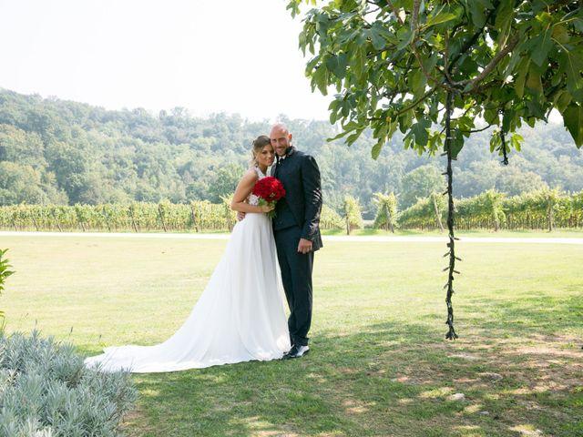 Il matrimonio di Riccardo e Evelin a Scanzorosciate, Bergamo 31