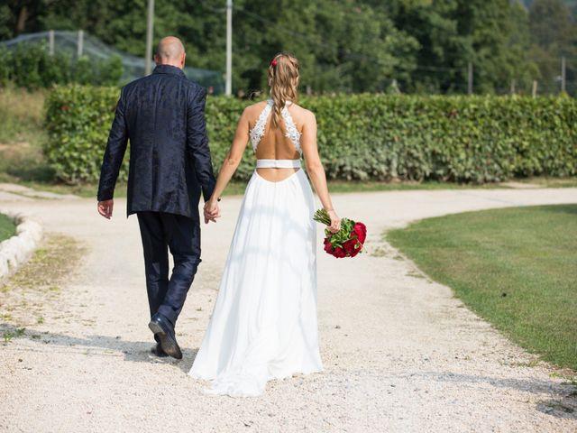 Il matrimonio di Riccardo e Evelin a Scanzorosciate, Bergamo 33
