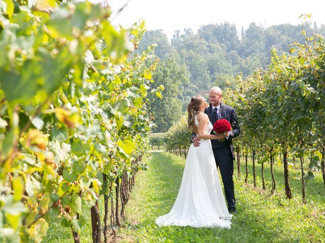 Il matrimonio di Riccardo e Evelin a Scanzorosciate, Bergamo 34