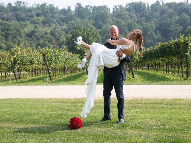 Il matrimonio di Riccardo e Evelin a Scanzorosciate, Bergamo 1