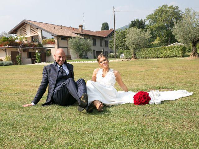 Il matrimonio di Riccardo e Evelin a Scanzorosciate, Bergamo 36